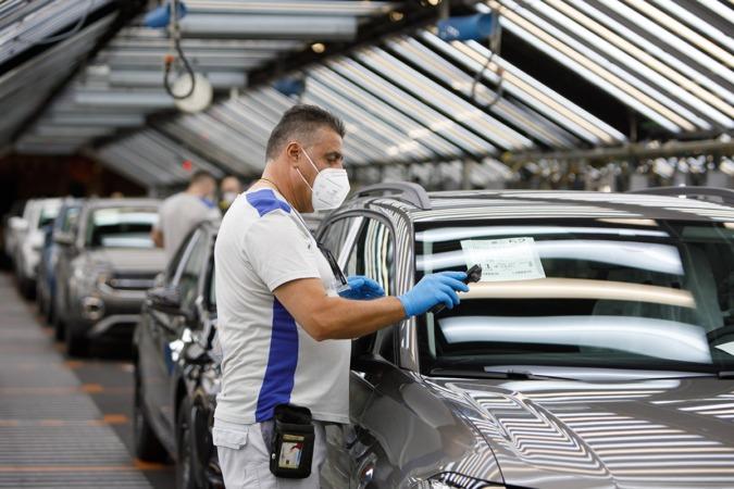 El presidente de la compañía agradeció el compromiso de los trabajadores.