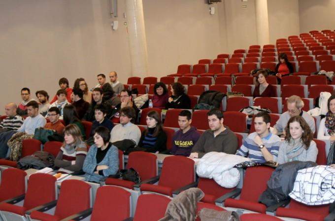 La IV Jornadas sobre Empresa Navarra y Diseño, en la UPNA en Tudela