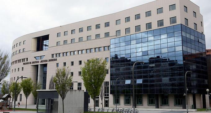 Imagen del Tribunal Superior de Justicia de Navarra.