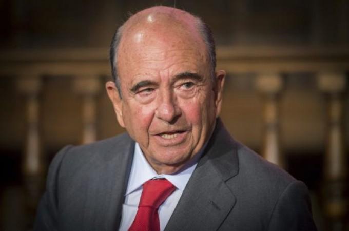 Fallece Emilio Botín, un banquero muy vinculado a la actividad económica de Navarra
