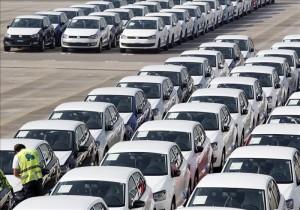 Fábrica Volkswagen en Pamplona