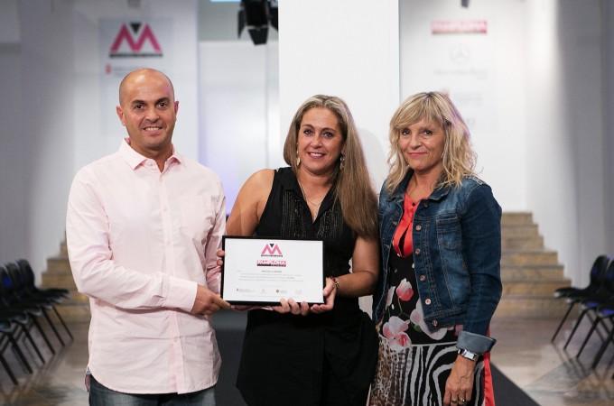 'Pamplona de Moda' reconoce la trayectoria del comerciante pamplonés Andoni Olabarri