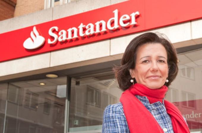Ana Patricia Botín, nueva presidenta del Banco Santander