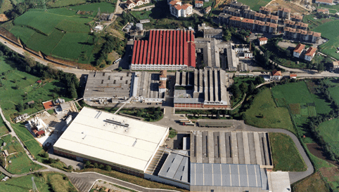 Factoria Sarriopapel en Leitza