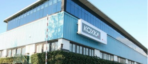 La empresa Koxka, a las afueras de Pamplona