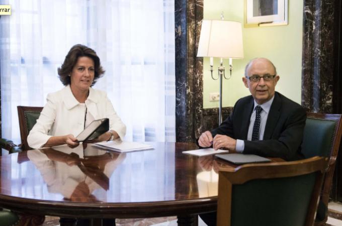 Barcina asegura que no habrá más recursos del Gobierno contra las leyes de Navarra
