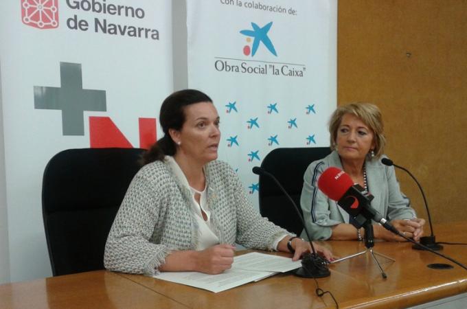 La Caixa apoya la labor del Voluntariado del Hospital de Navarra