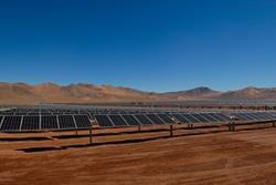 Ingeteam se ha implantado en el desierto de Atacama chileno.