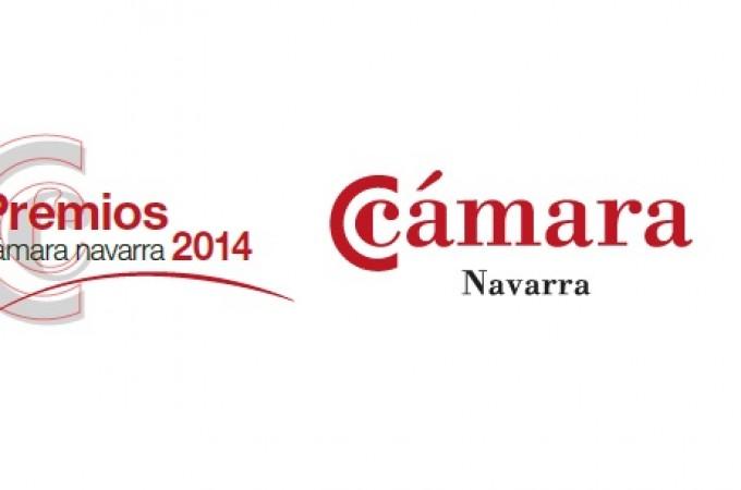 La Cámara Navarra de Comercio e Industria convoca los Premios Cámara 2014