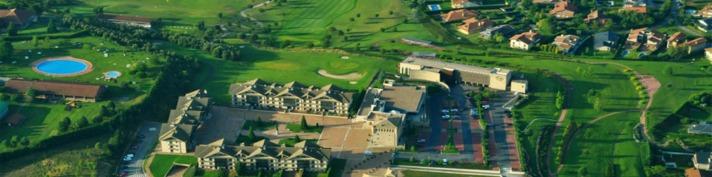 Imagen aérea del Valle de Egüés