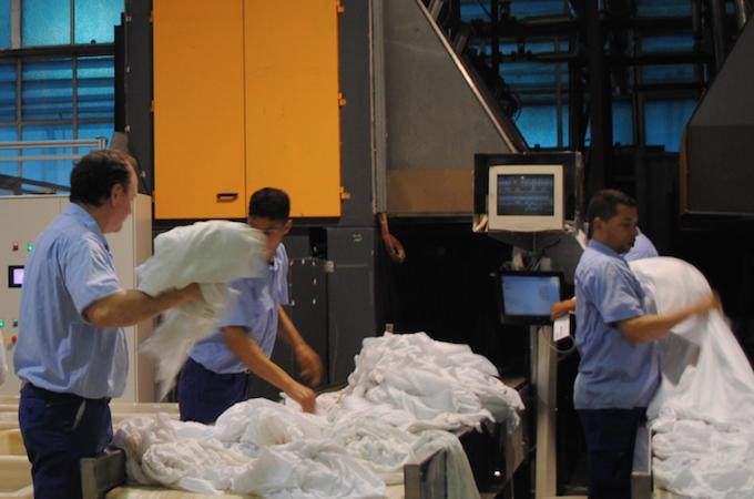 Las ventas de la industria suben en un año un 16 % en Navarra