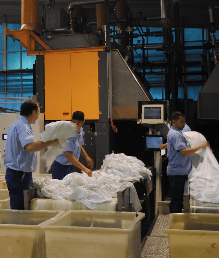 Imagen de una fábrica en Navarra