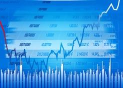 Gráfico con indicadores económicos