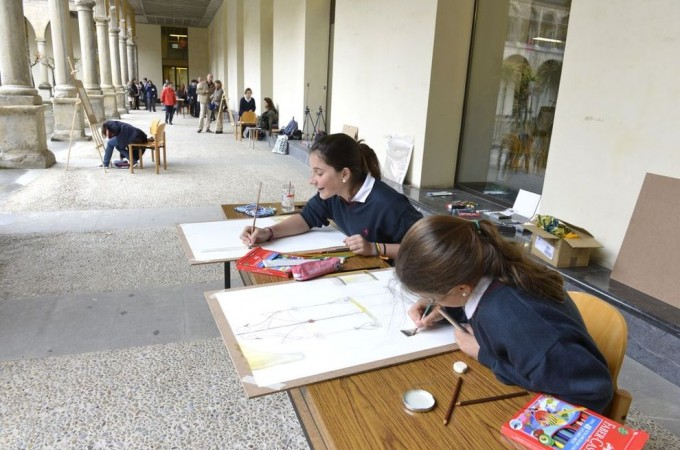 Un concurso escolar premiará los trabajos que ofrezcan una imagen atractiva de Navarra