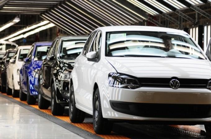 La producción industrial cae en Navarra un 4,5 por ciento en agosto