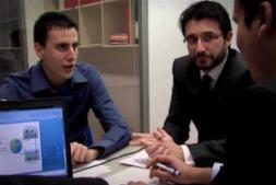 Reunión socios Geoactio