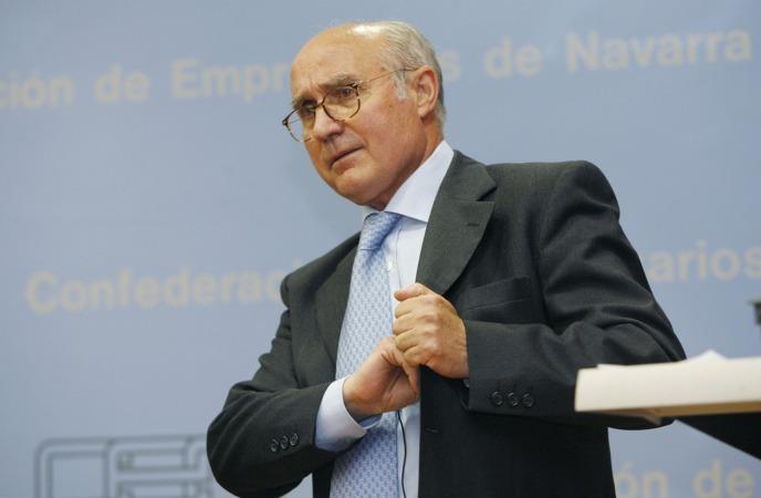 Imagen de archivo de Antonio Cancelo, fundador de Eroski y ex presidente de MCC.