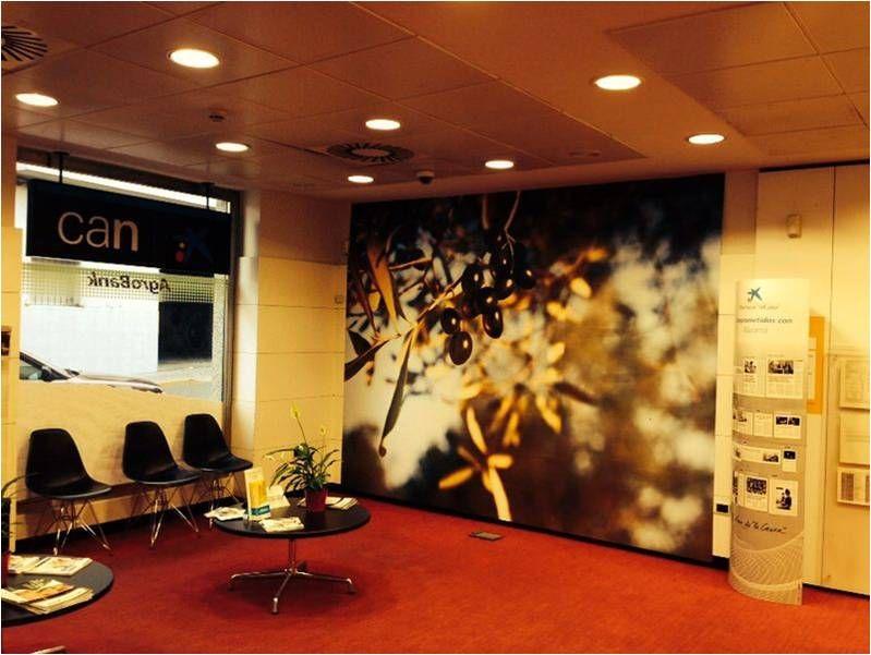 20141028 Interior Oficina AgroBank Ablitas