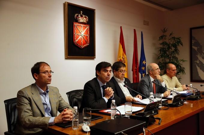 ANEL expone en el Parlamento de Navarra la propuesta de Ley de Micro Cooperativas