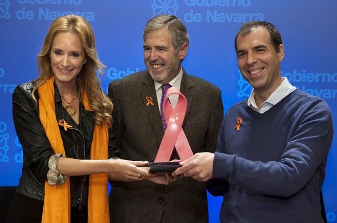 La Fundación Sandra Ibarra premia con una beca al investigador David Escors de Navarrabiomed