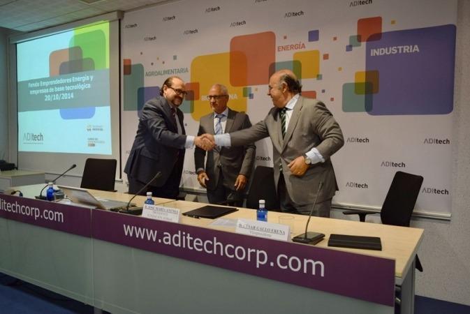 Firma acuerdo Repsol ADItech