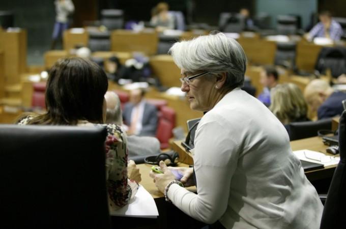 Navarra parece abocada a una prorroga presupuestaria