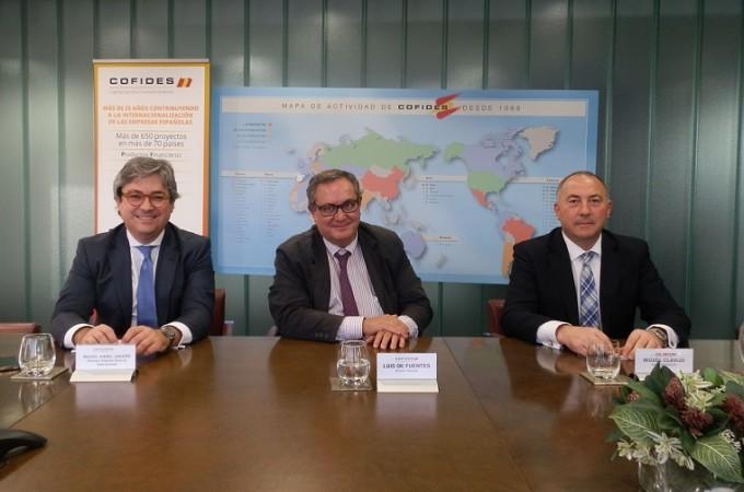 El Grupo Clavijo se expandirá en Chile con el apoyo de Cofides
