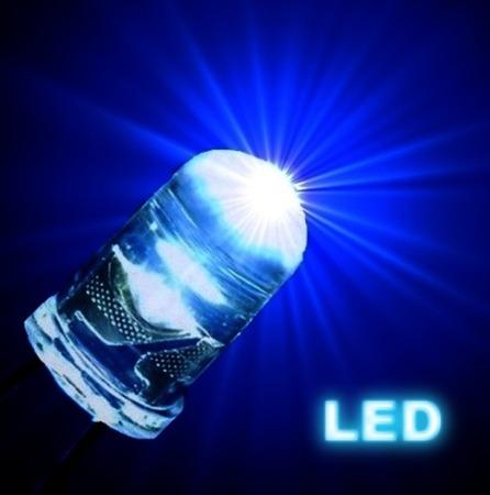 Imagen de una luminaria con Tecnología LED