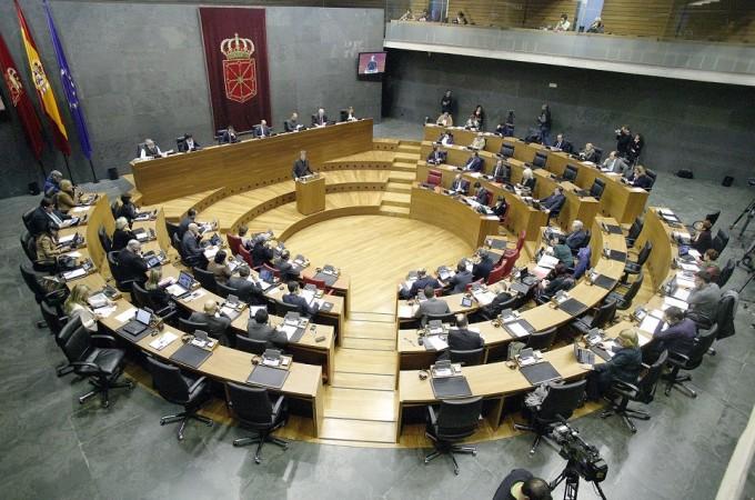 Navarra aprueba sus primeros Presupuestos, tres años después