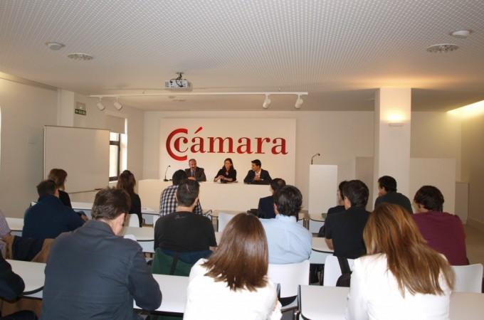 Un total de 14 alumnos inician el curso Master SAP que organizan la Cámara Navarra, Volkswagen y SAP