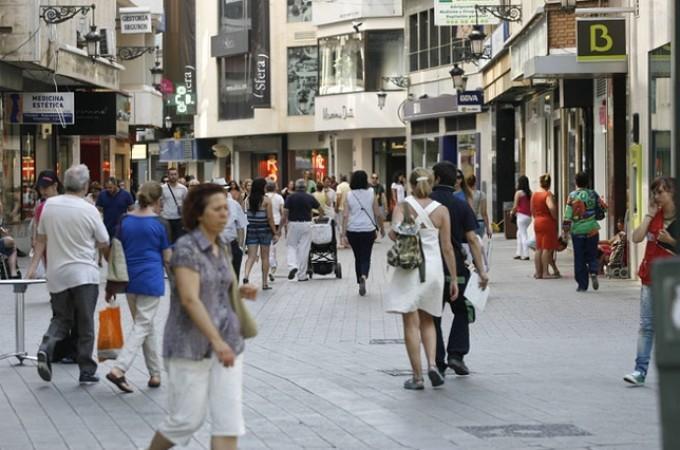 Mejora la confianza de los consumidores navarros en el cuarto trimestre del año