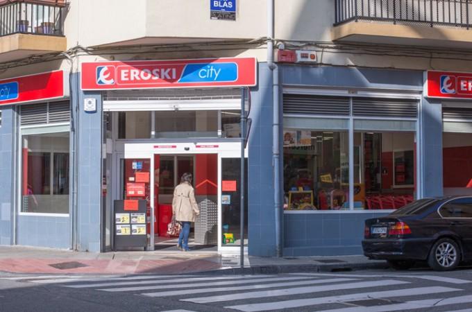 EROSKI aumenta un 20% las compras a proveedores navarros