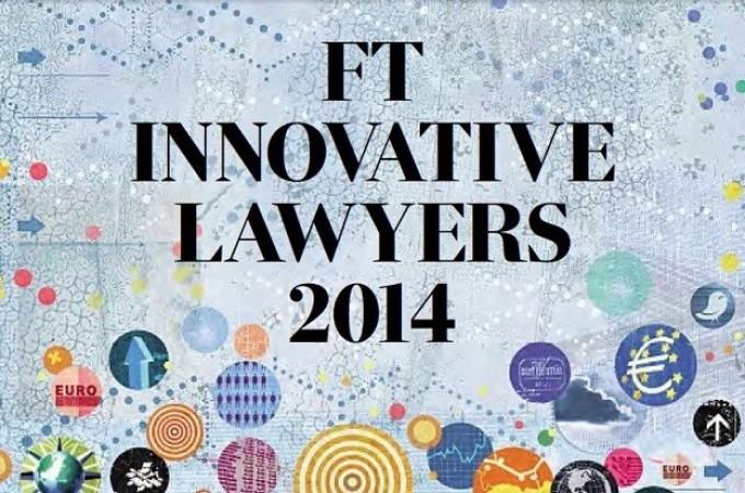 Financial Times reconoce a Thomson Reuters Aranzadi y Pérez-Llorca en los Innovative Lawyers Awards