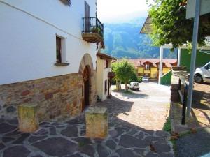 Fachada de la Casa Rural Matxitxulo
