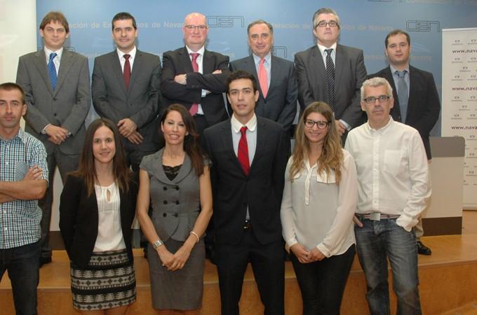 Se presenta 'Navarra Capital', plataforma sobre economía y empresa de Navarra