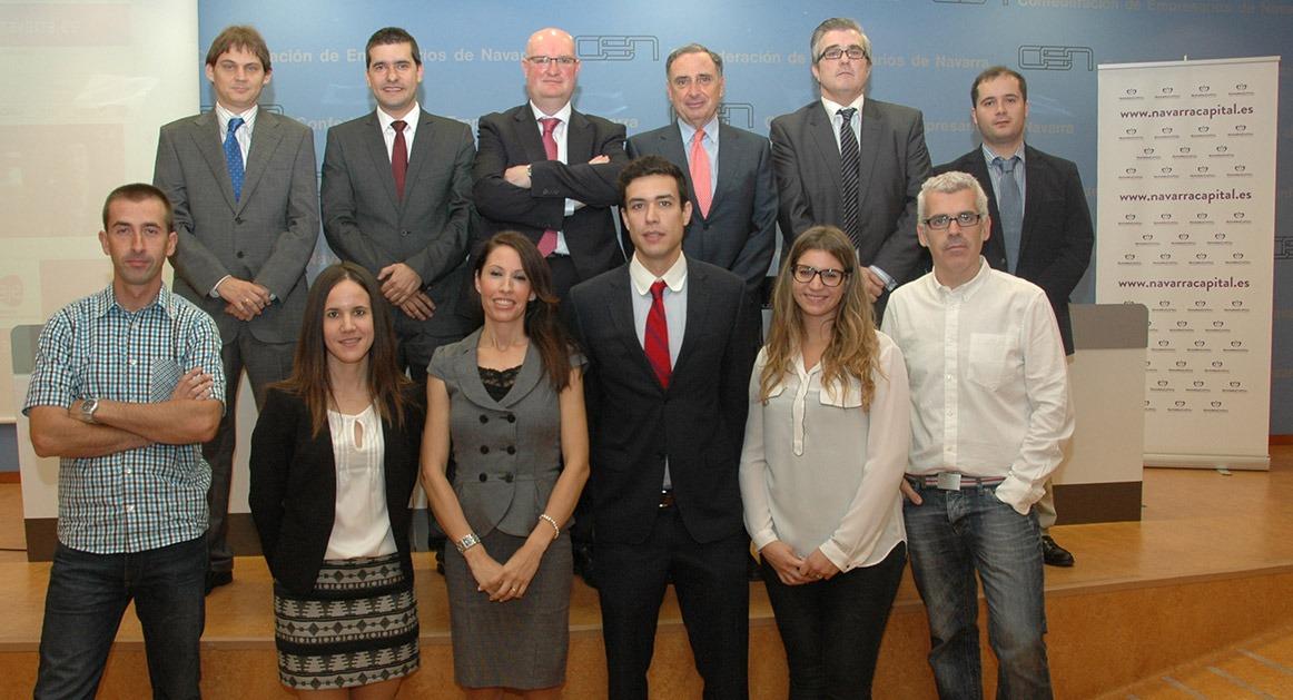 Equipo Navarra Capital