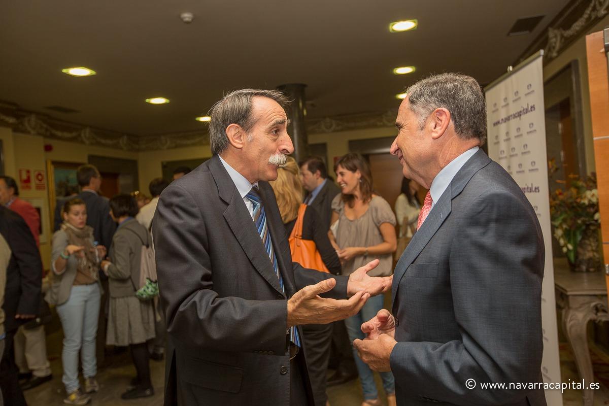 Presentación Navarra Capital en la CEN