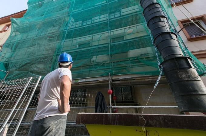 Navarra registró en el primer trimestre del año 1.808 accidentes laborales