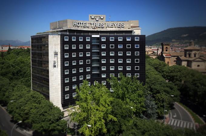Hoteles de Pamplona por San Fermín, al 79% de ocupación
