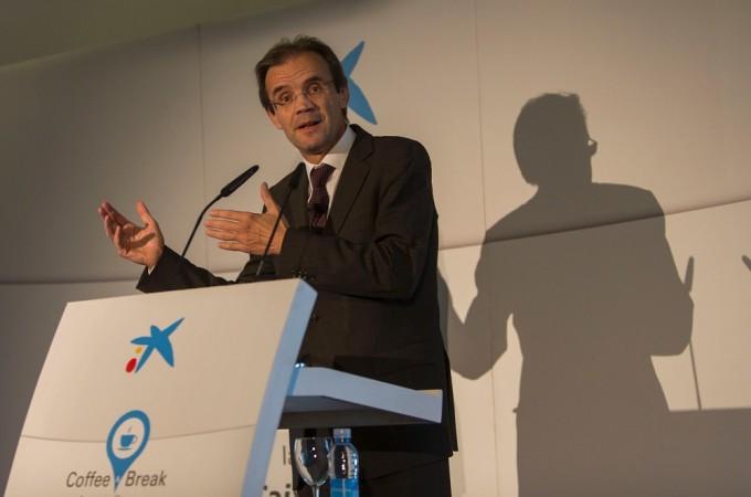 El economista jefe de CaixaBank afirma que la recuperación se consolida aunque no exenta de riesgos