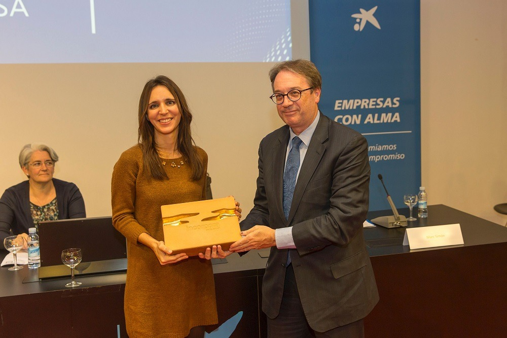 "Premios Incorpora de la Obra Social ""la Caixa"