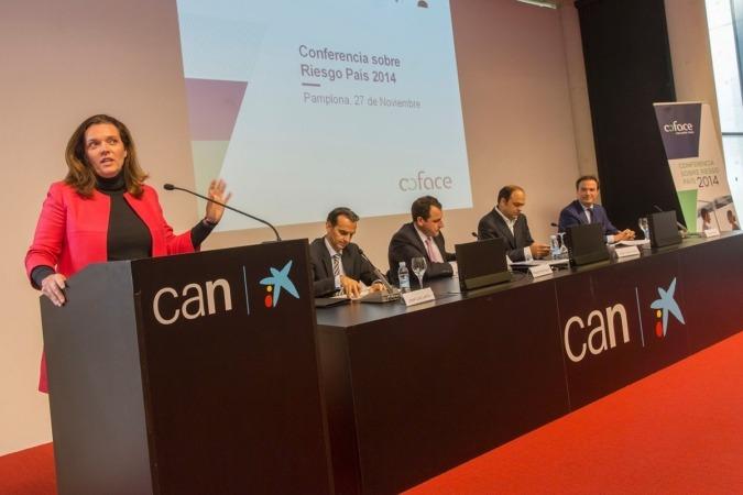20141127 Conferencia Riesgo País Ana Díez Fontana