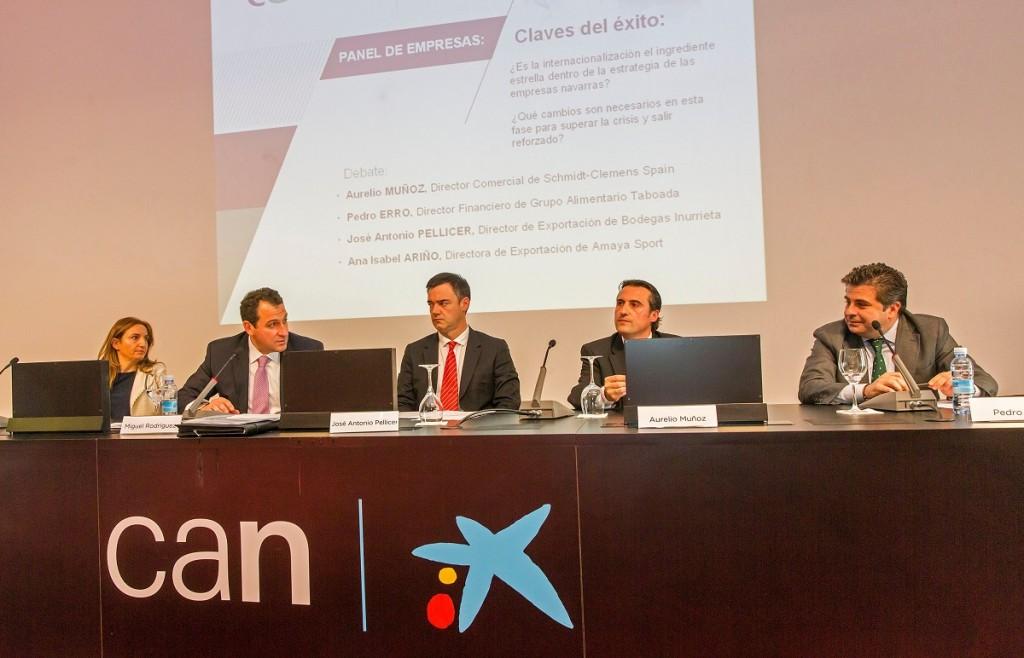 20141127 Conferencia Riesgo País empresas navarras