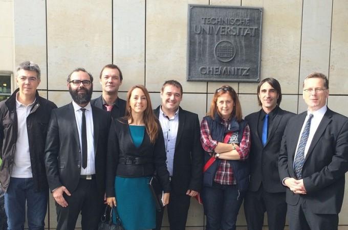CEMITEC asesora al cluster de impresión funcional de Navarra en su internacionalización