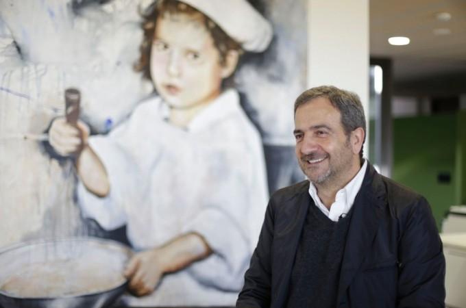 """Enrique Martínez: """"La pasión y la innovación son la clave del éxito del Maher"""""""