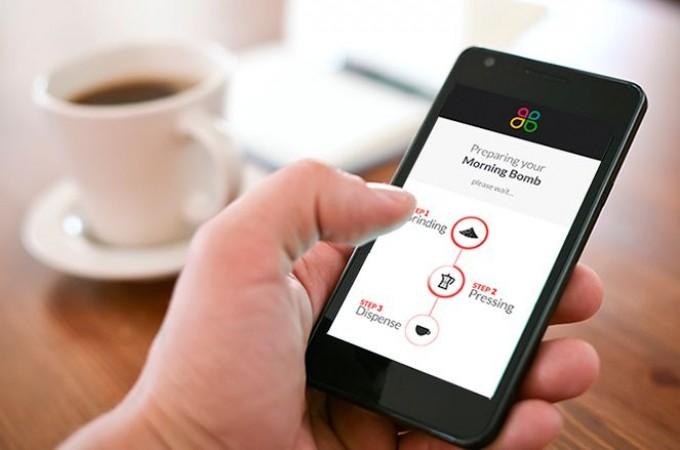 Azkoyen lanza una aplicación para smartphones que permite personalizar las bebidas de sus máquinas