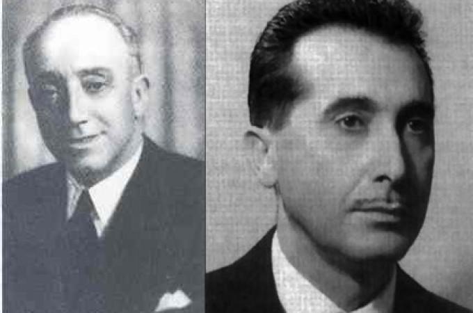 El Gobierno concede la Medalla de Oro de Navarra, a título póstumo, a Félix Huarte y Miguel Javier Urmeneta