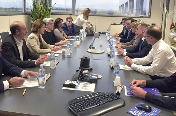 El Gobierno de Navarra concede en 10 años 9,2 millones a General Mills para inversiones y fomento de empleo