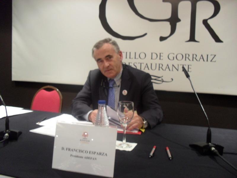 Francisco Esparza, ADEFAN