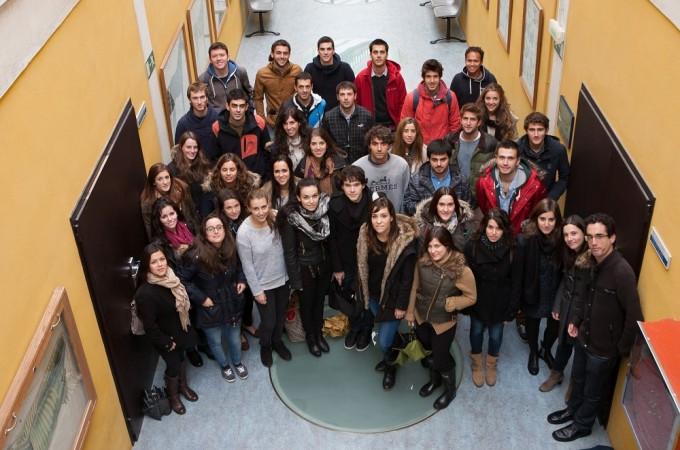 Un total de 29 estudiantes de la UPNA participan en Francia en un desafío para desarrollar ideas propuestas por empresas